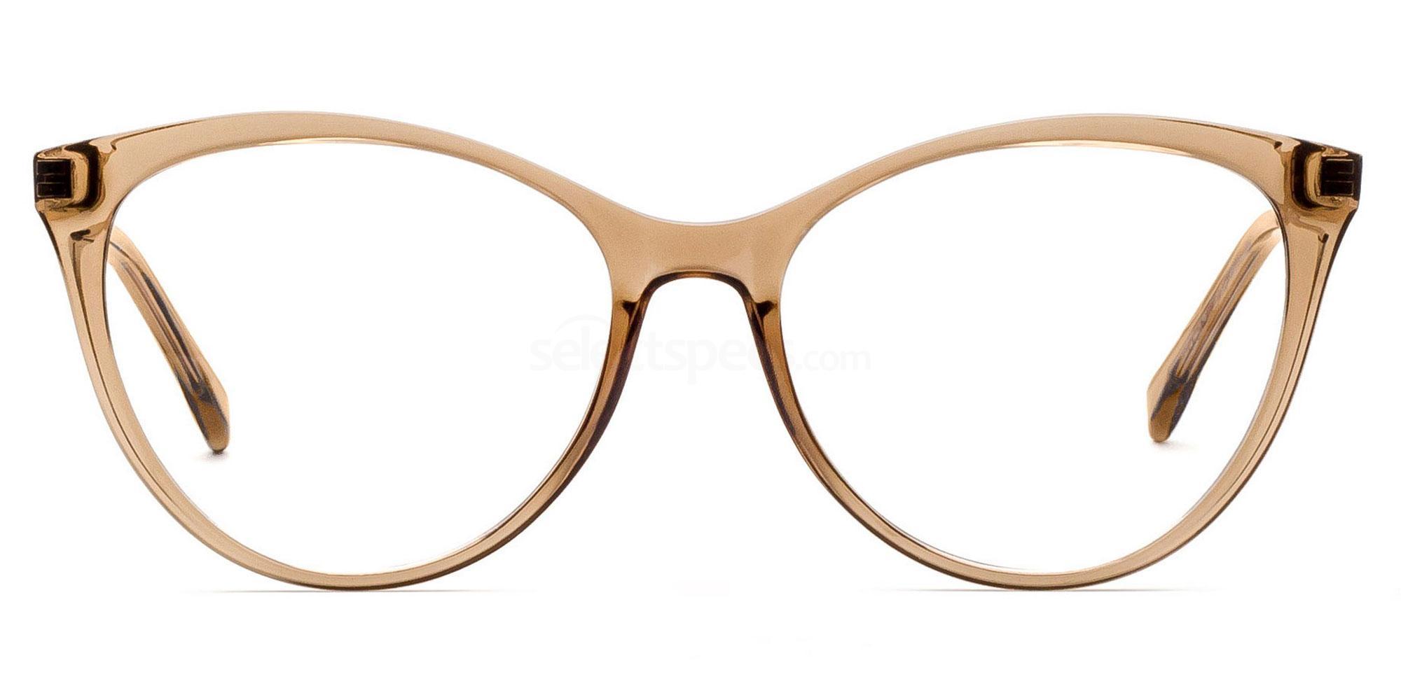 AW20 eyewear trends transparent glasses warm tones grey