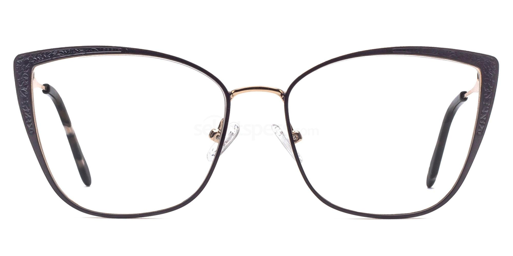2001 YJ-0001 Glasses, Icon