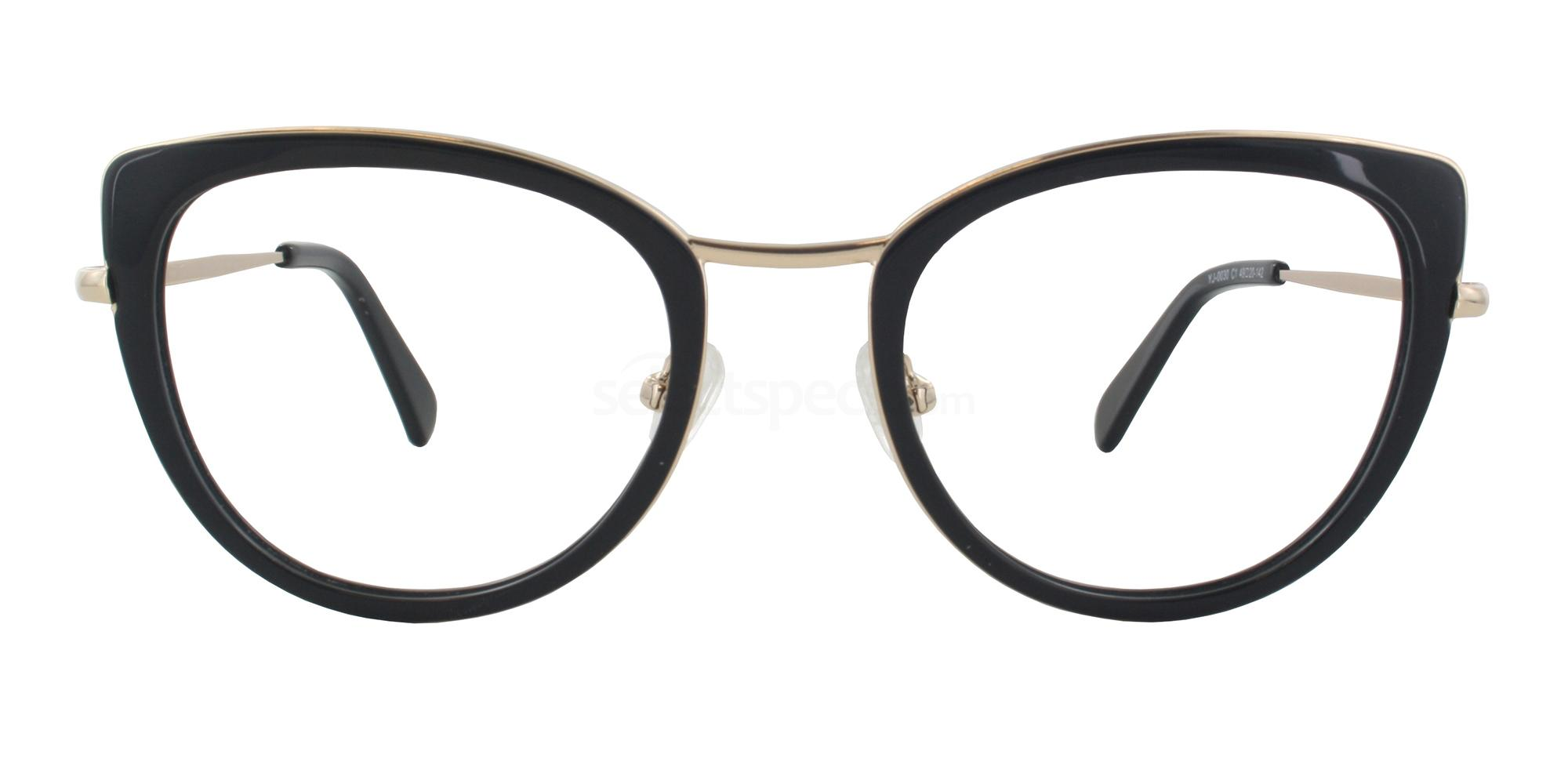 С1 YJ-0030 Glasses, Icon