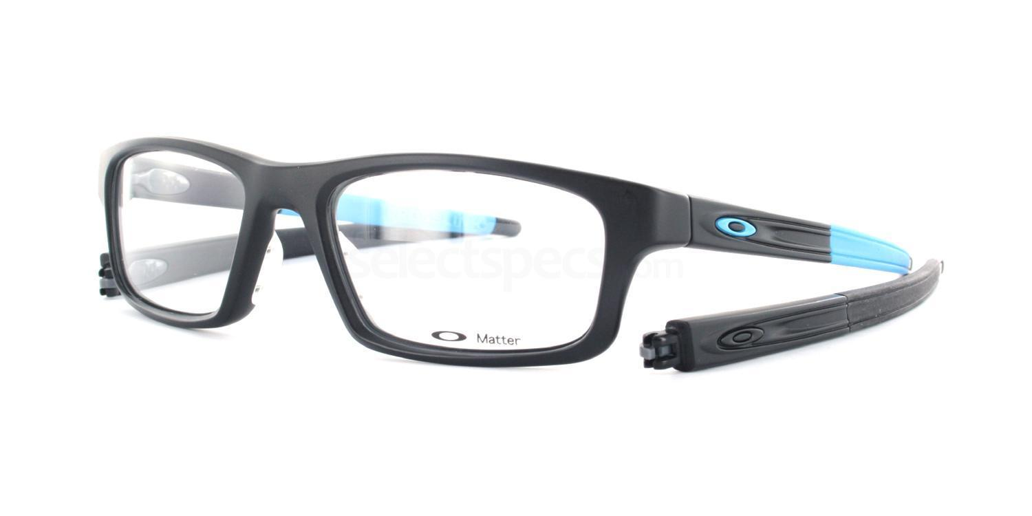 803701 OX8037 CROSSLINK PITCH Glasses, Oakley