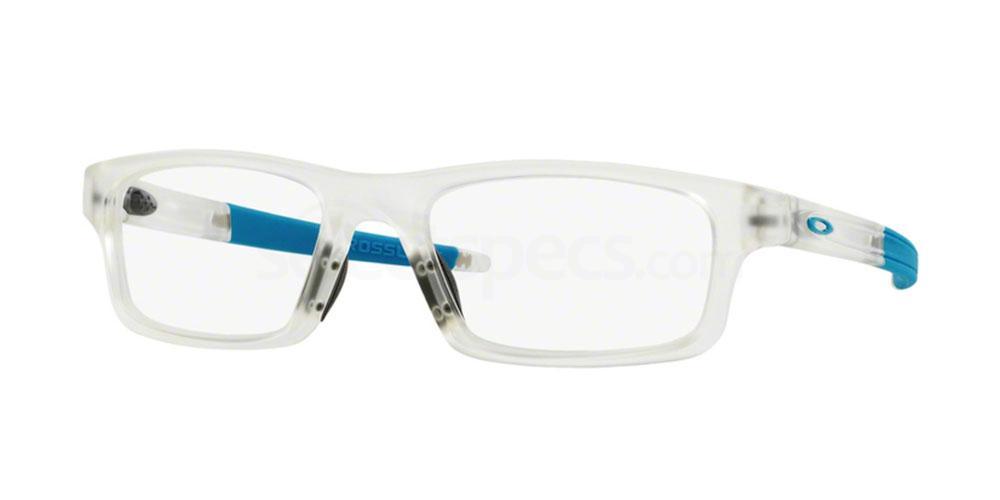803711 OX8037 CROSSLINK PITCH Glasses, Oakley