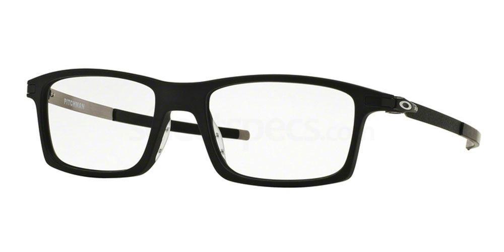 805001 OX8050 PITCHMAN Glasses, Oakley