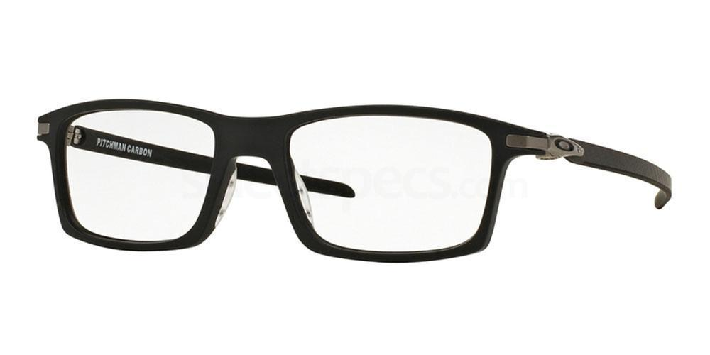 809201 OX8092 PITCHMAN CARBON Glasses, Oakley