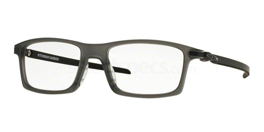 809202 OX8092 PITCHMAN CARBON Glasses, Oakley