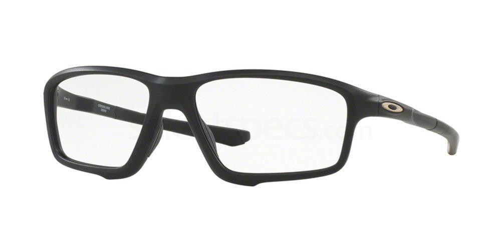 807607 OX8076 CROSSLINK ZERO Glasses, Oakley