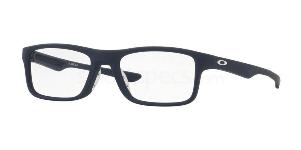 808103 OX8081 PLANK 2.0 Glasses, Oakley