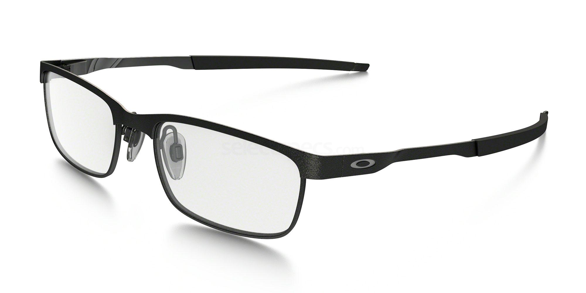 11f197d92 Oakley OX3222 STEEL PLATE glasses | Free prescription lenses ...