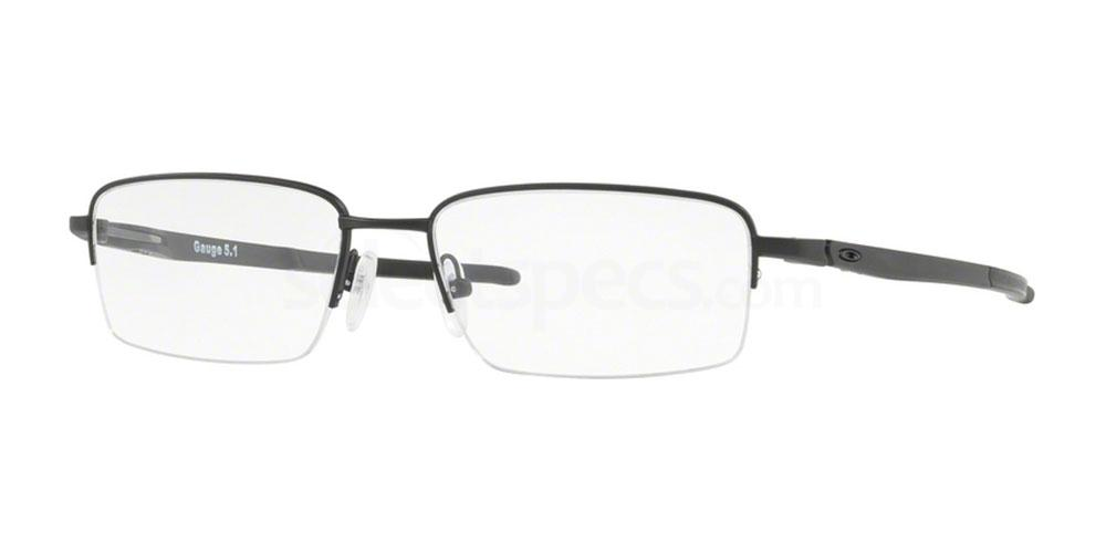 512501 OX5125 GAUGE 5.1 Glasses, Oakley