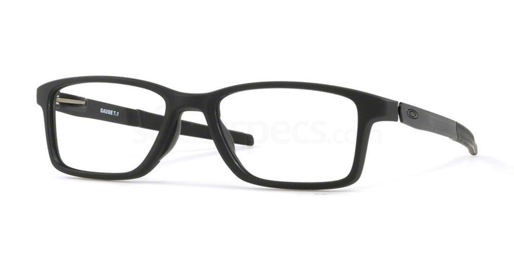 811201 OX8112 GAUGE 7.1 Glasses, Oakley