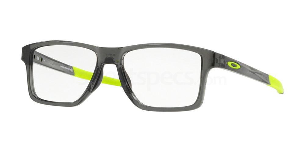 814306 OX8143 CHAMFER SQUARED Glasses, Oakley