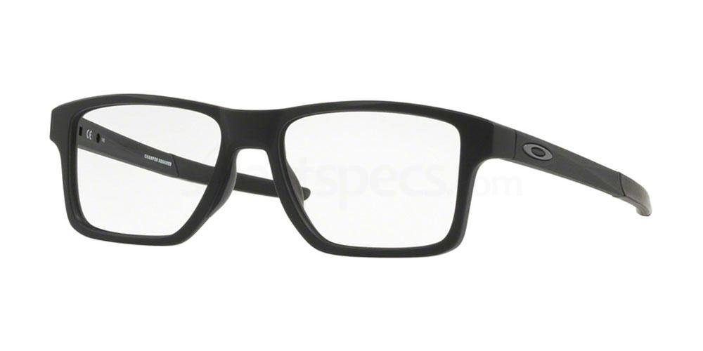 814301 OX8143 CHAMFER SQUARED Glasses, Oakley
