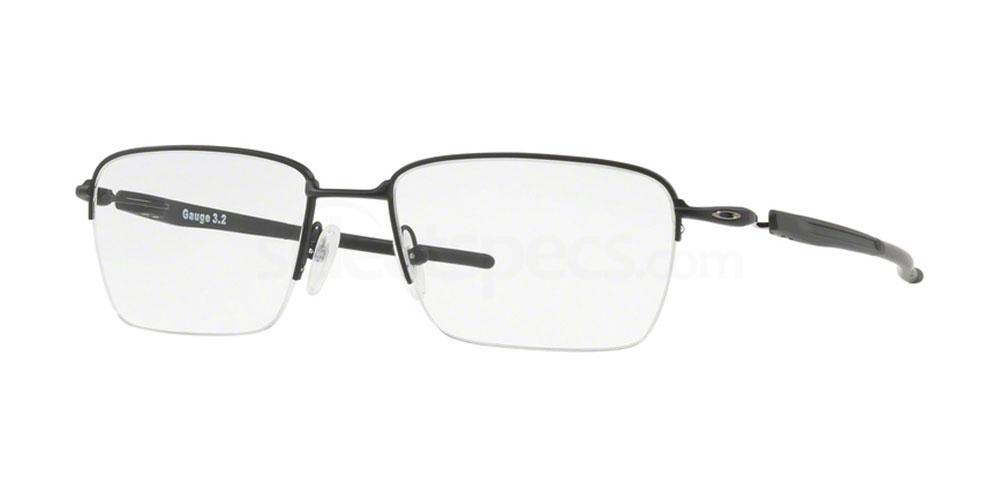 512801 OX5128 GAUGE 3.2 BLADE Glasses, Oakley