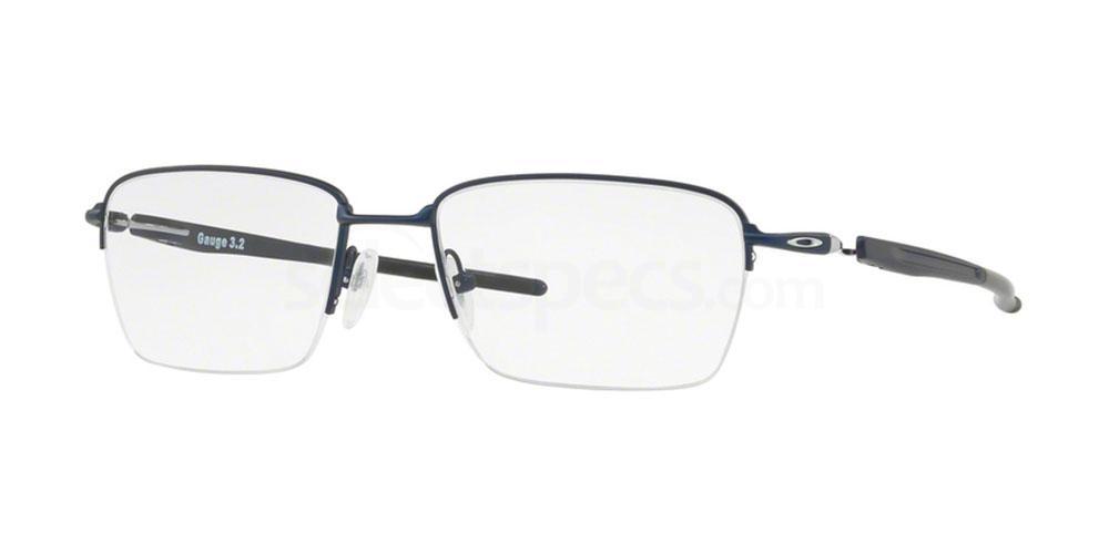 512803 OX5128 GAUGE 3.2 BLADE Glasses, Oakley
