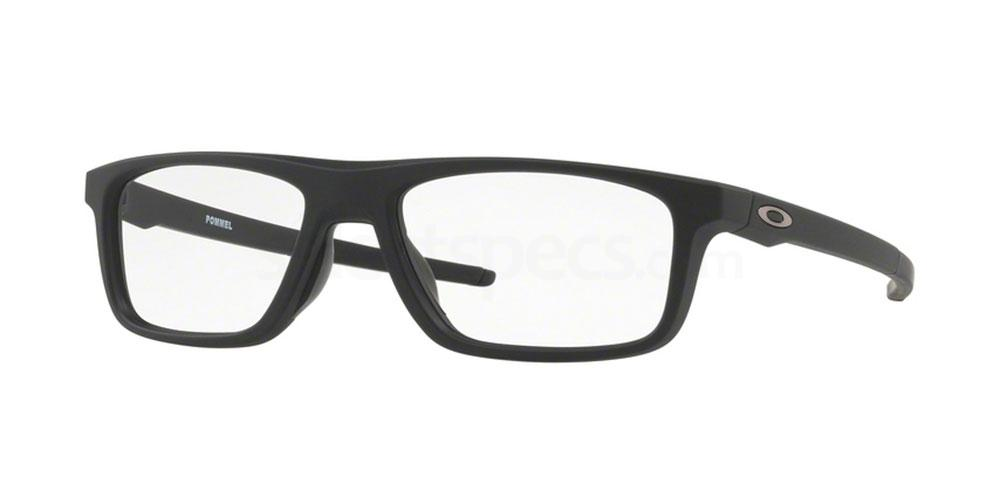 812701 OX8127 POMMEL Glasses, Oakley