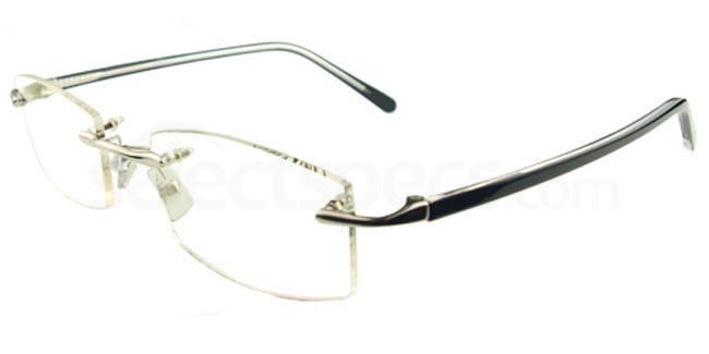 Silver 092 Glasses, Vista