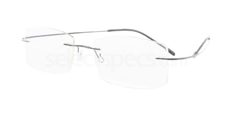 Black M094 Glasses, Vista