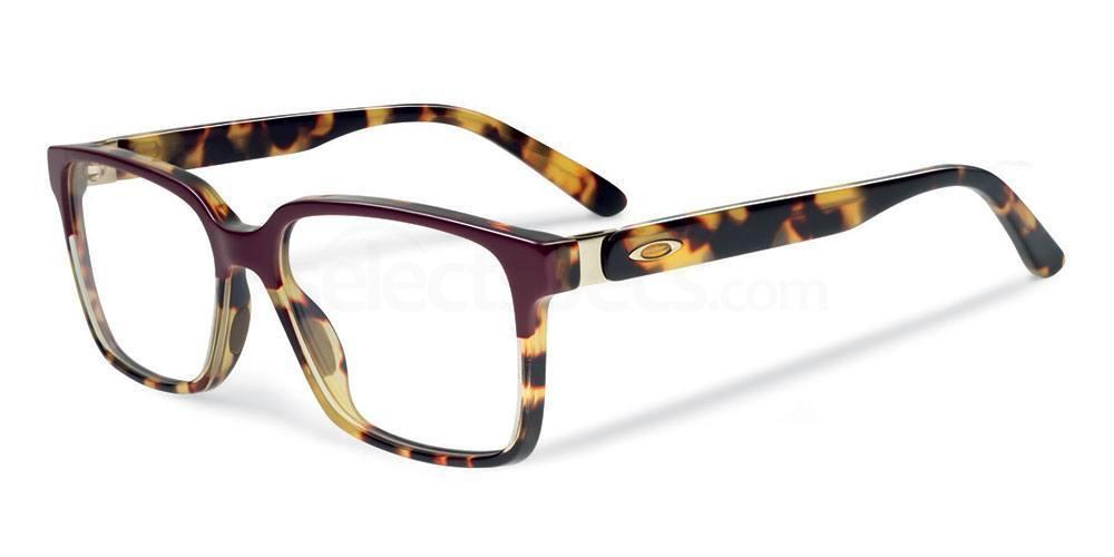 112803 OX1128 CONFESSION Glasses, Oakley Ladies