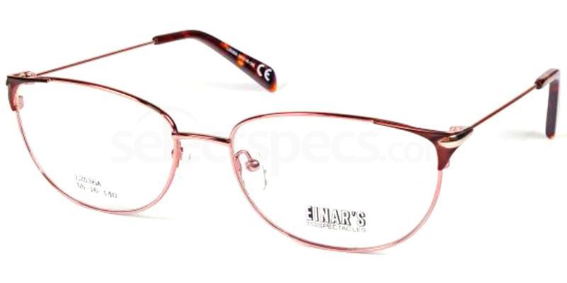 L 2536A-53 L 2536 Glasses, Einar i2i