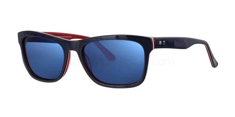 C2 TS9194B Sunglasses, Tonny