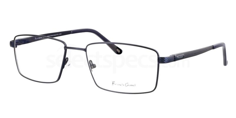 C3 FG5277B Glasses, Francis Gattel