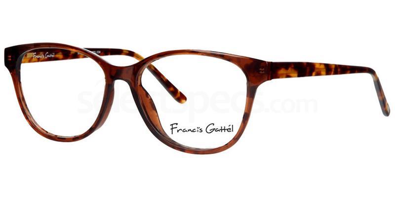 C1 FG5335 Glasses, Francis Gattel