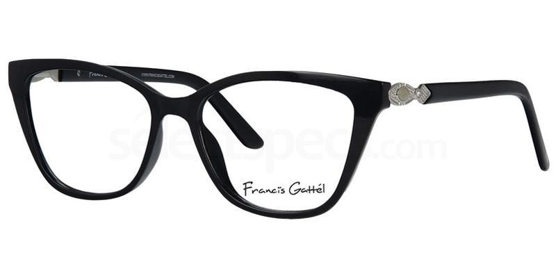 C1 FG5345 Glasses, Francis Gattel