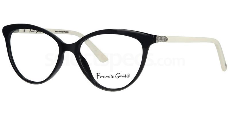 C1 FG5347 Glasses, Francis Gattel