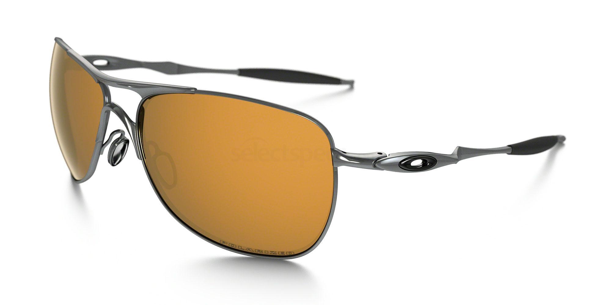 601401 OO6014 TI CROSSHAIR (Polarized) Sunglasses, Oakley