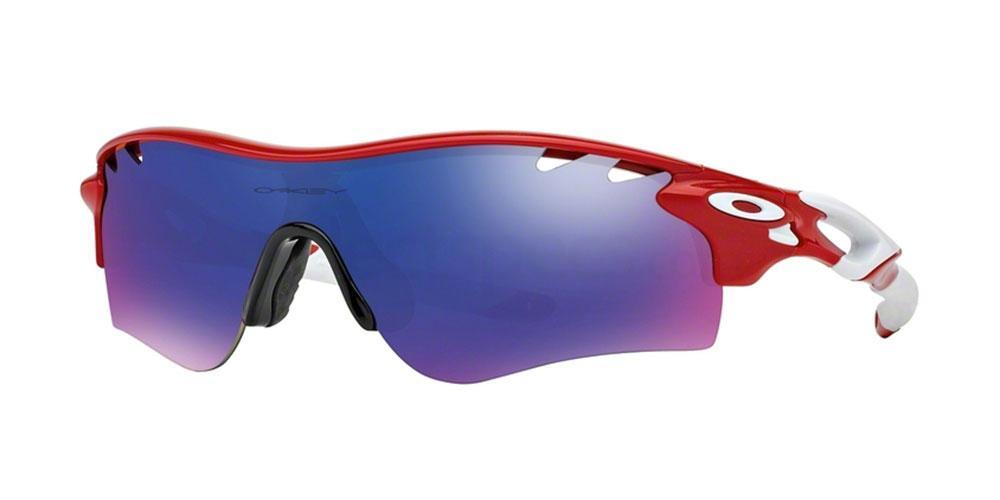 Oakley OO9181 Radarlock Path sunglasses Kevin Pietersen