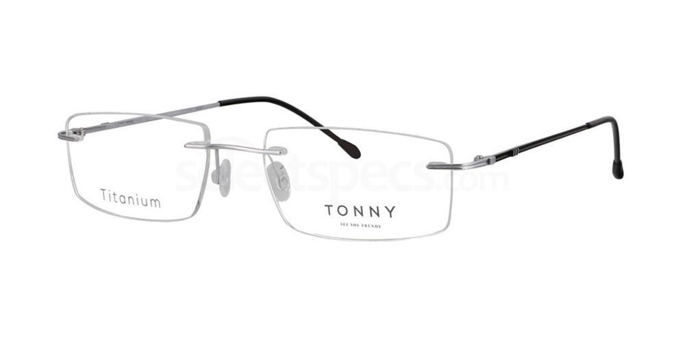 C1 TY226 Glasses, Tonny Titanium