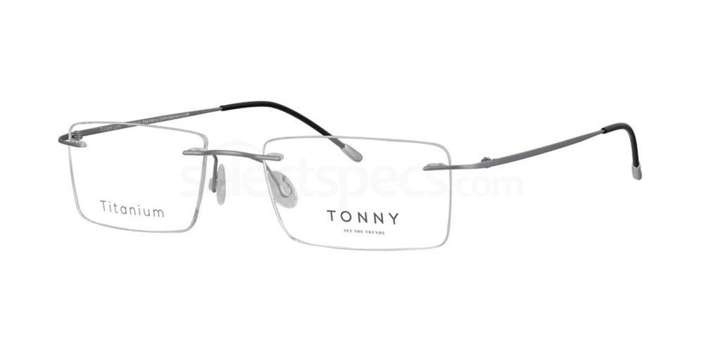 C1 TY227 Glasses, Tonny Titanium