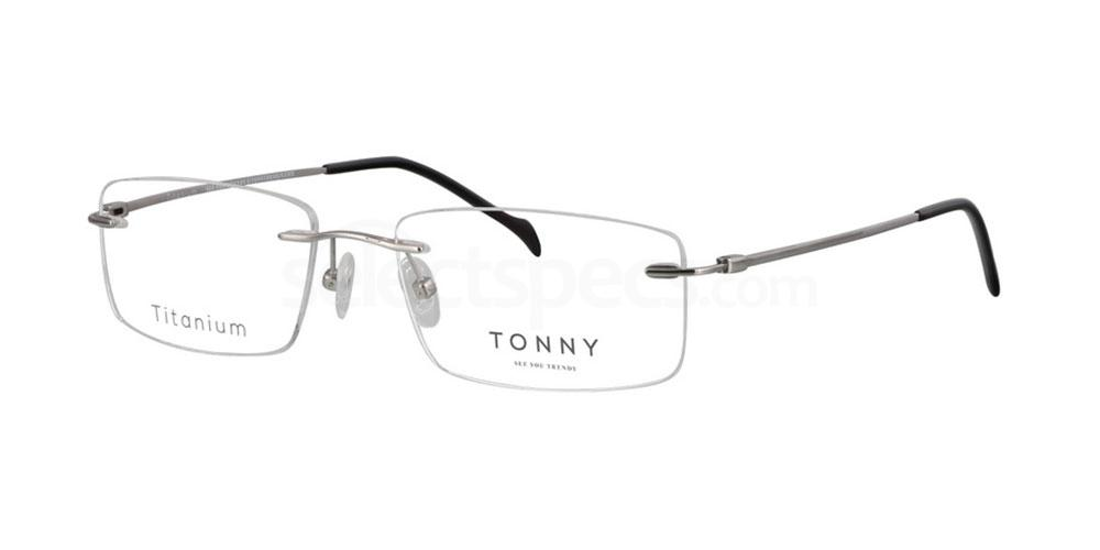 C1 TY228 Glasses, Tonny Titanium