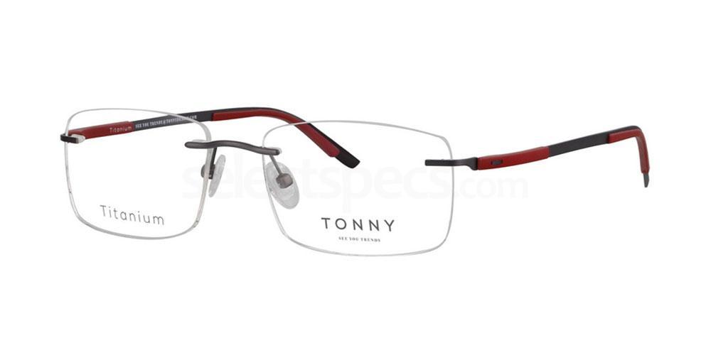 C1 TY231 Glasses, Tonny Titanium