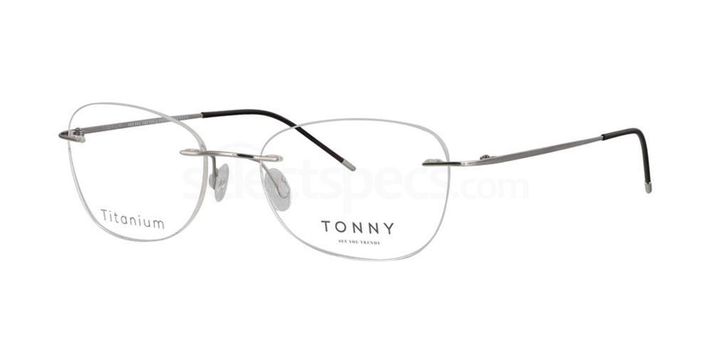 C1 TY232 Glasses, Tonny Titanium