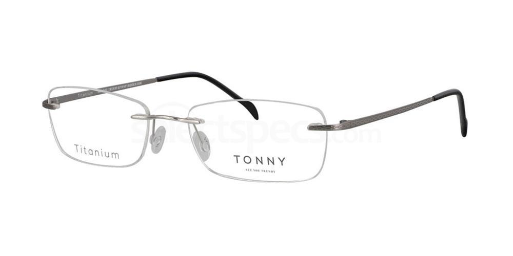 C1 TY233 Glasses, Tonny Titanium