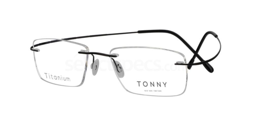 C1 TY235 Glasses, Tonny Titanium