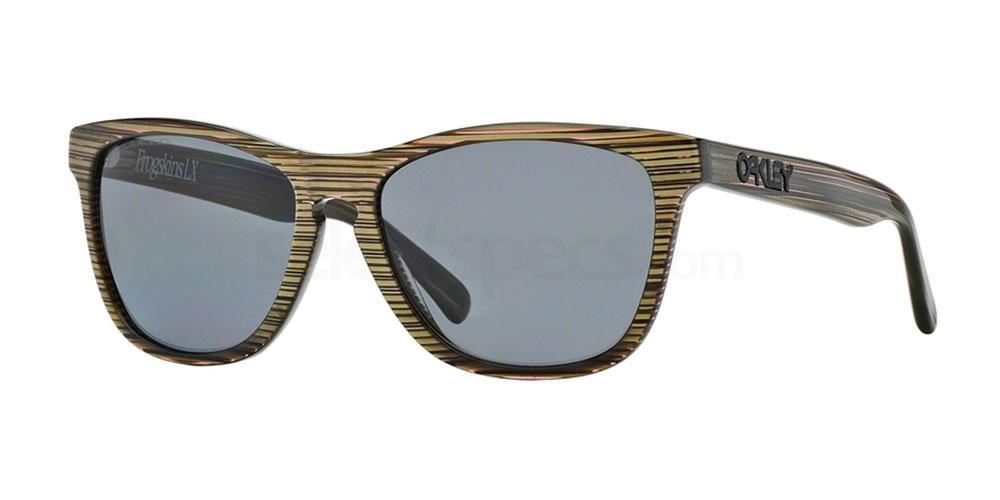 204309 OO2043 FROGSKIN LX (Polarized) Sunglasses, Oakley