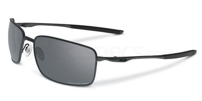 407504 OO4075 SQUARE WIRE (POLARIZED) Sunglasses, Oakley