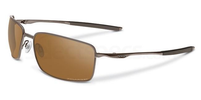 407506 OO4075 SQUARE WIRE (POLARIZED) Sunglasses, Oakley