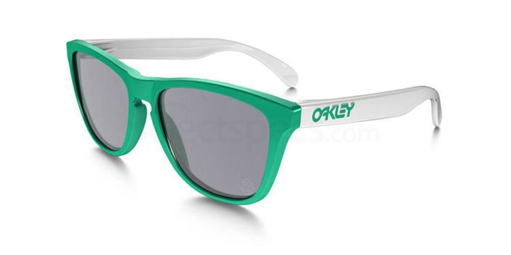24-417 OO9013 SPECIAL EDITION HERITAGE FROGSKINS Sunglasses, Oakley