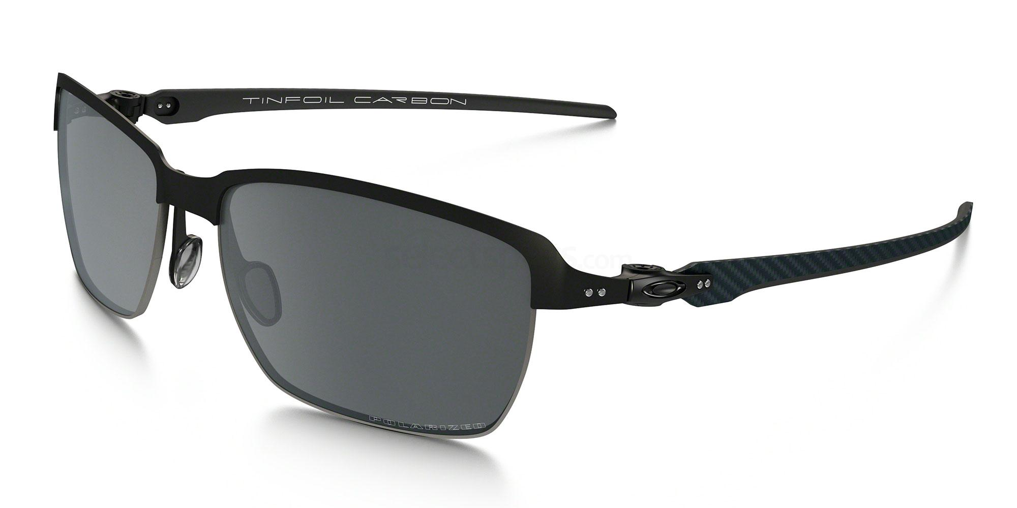 601802 OO6018 TINFOIL CARBON (Polarized) Sunglasses, Oakley
