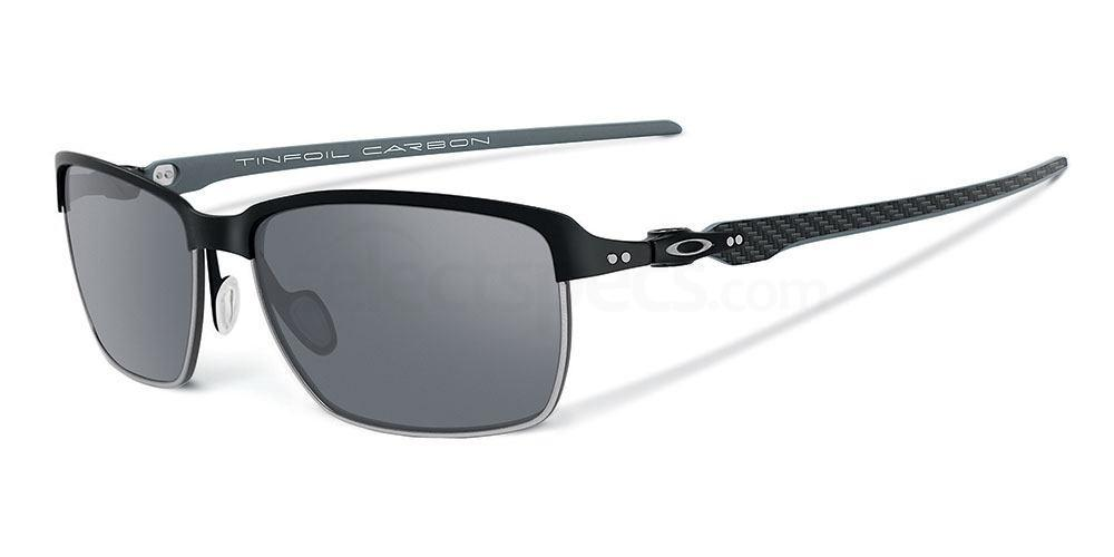 601801 OO6018 TINFOIL CARBON (Standard) Sunglasses, Oakley