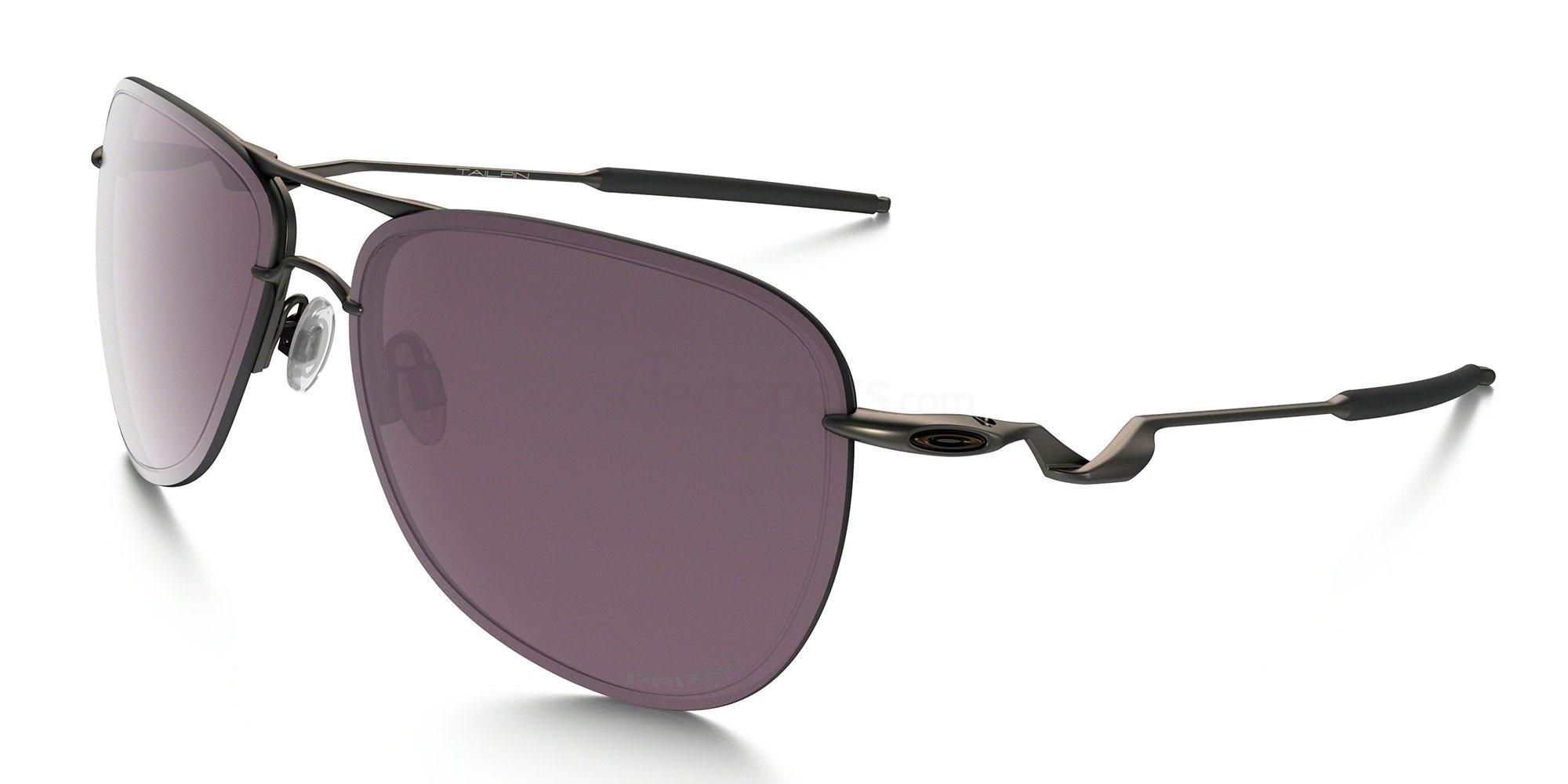 408604 OO4086 PRIZM DAILY POLARIZED TAILPIN CARBON Sunglasses, Oakley