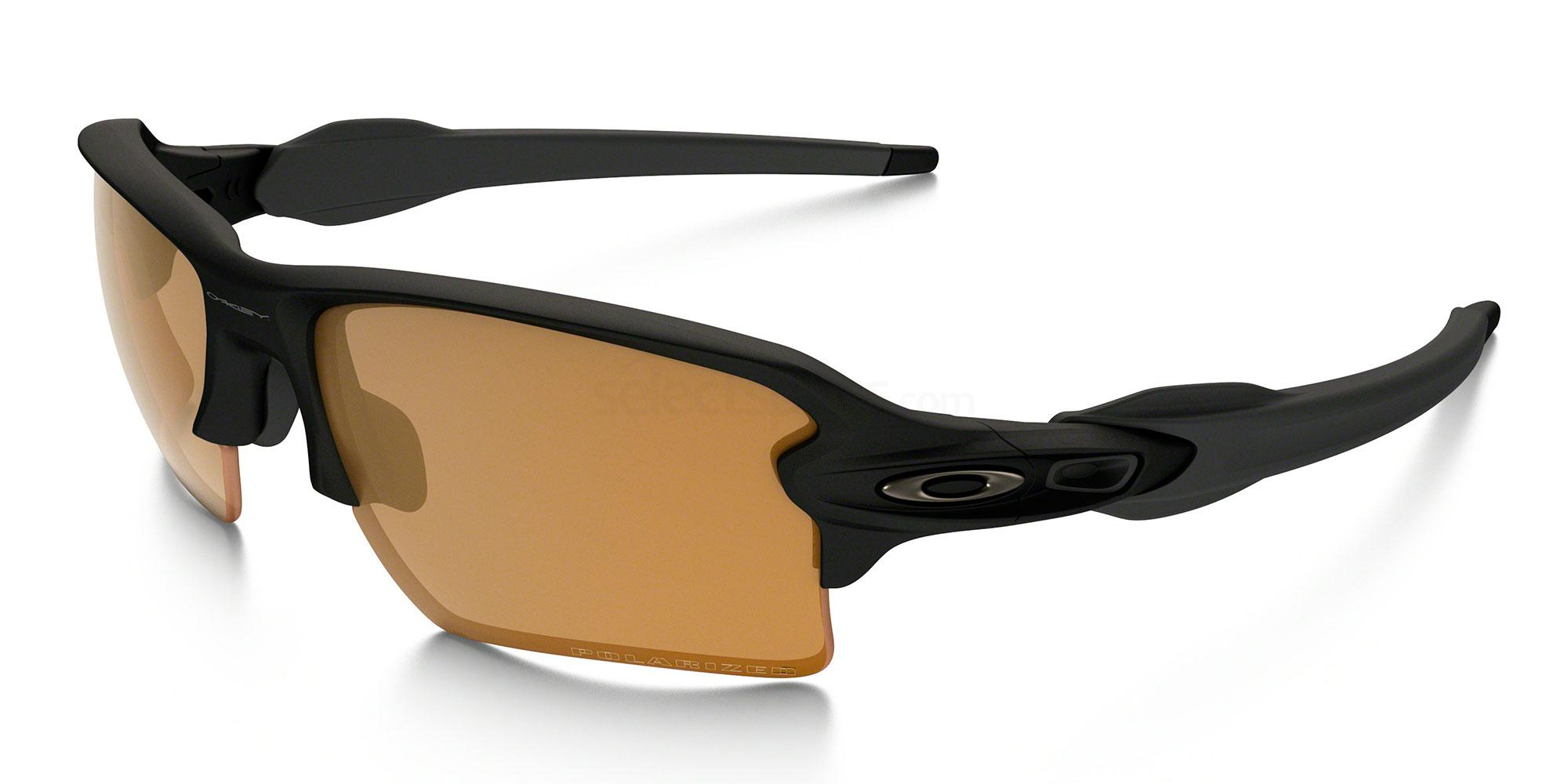 918807 OO9188 POLARIZED FLAK 2.0 XL Sunglasses, Oakley