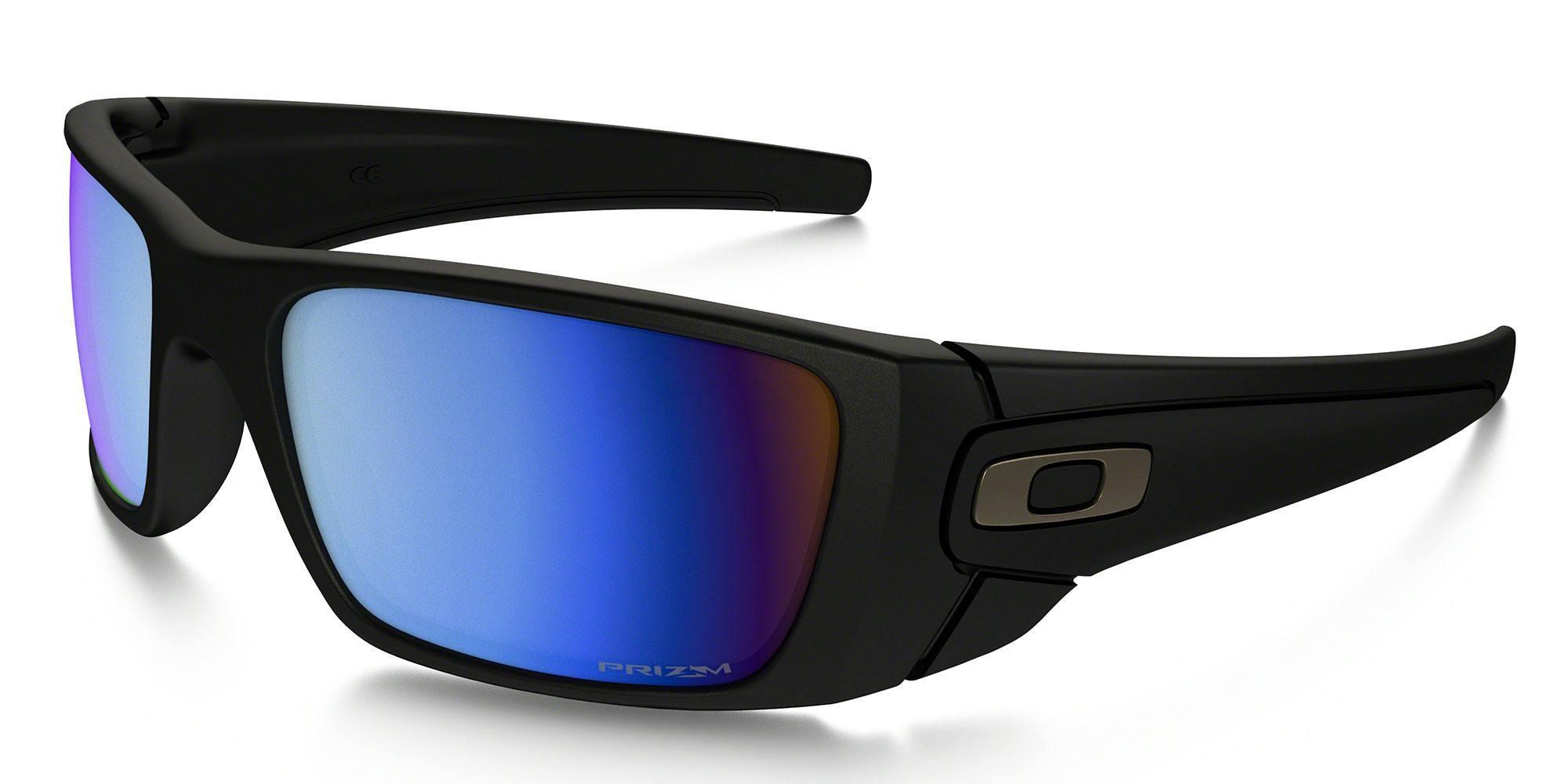 9096D8 OO9096 PRIZM DEEP WATER POLARIZED FUEL CELL Sunglasses, Oakley