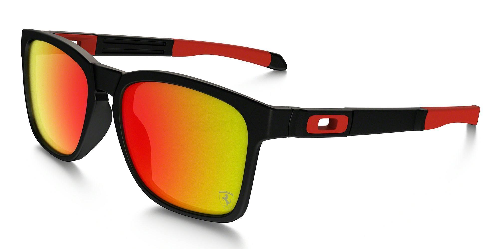 927207 OO9272 SCUDERIA FERRARI COLLECTION CATALYST Sunglasses, Oakley