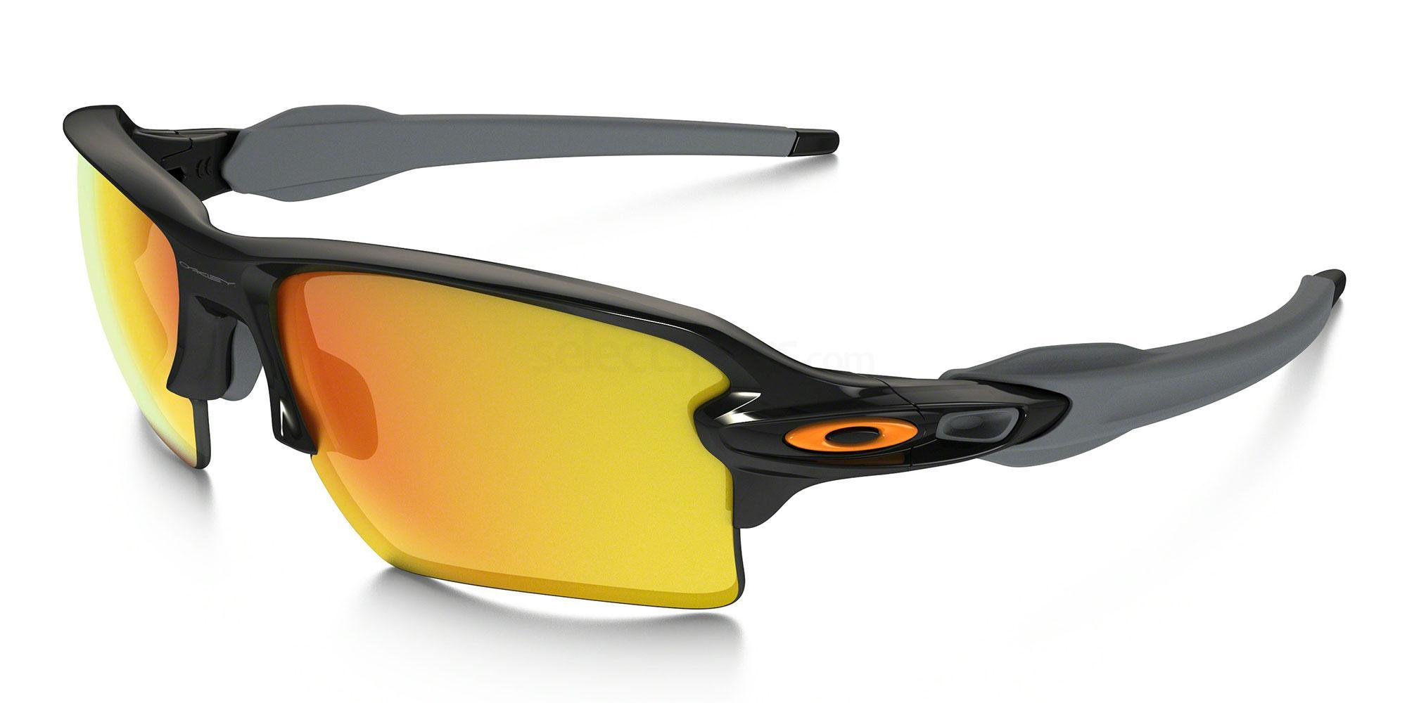 918822 OO9188 TEAM COLORS FLAK 2.0 XL Sunglasses, Oakley