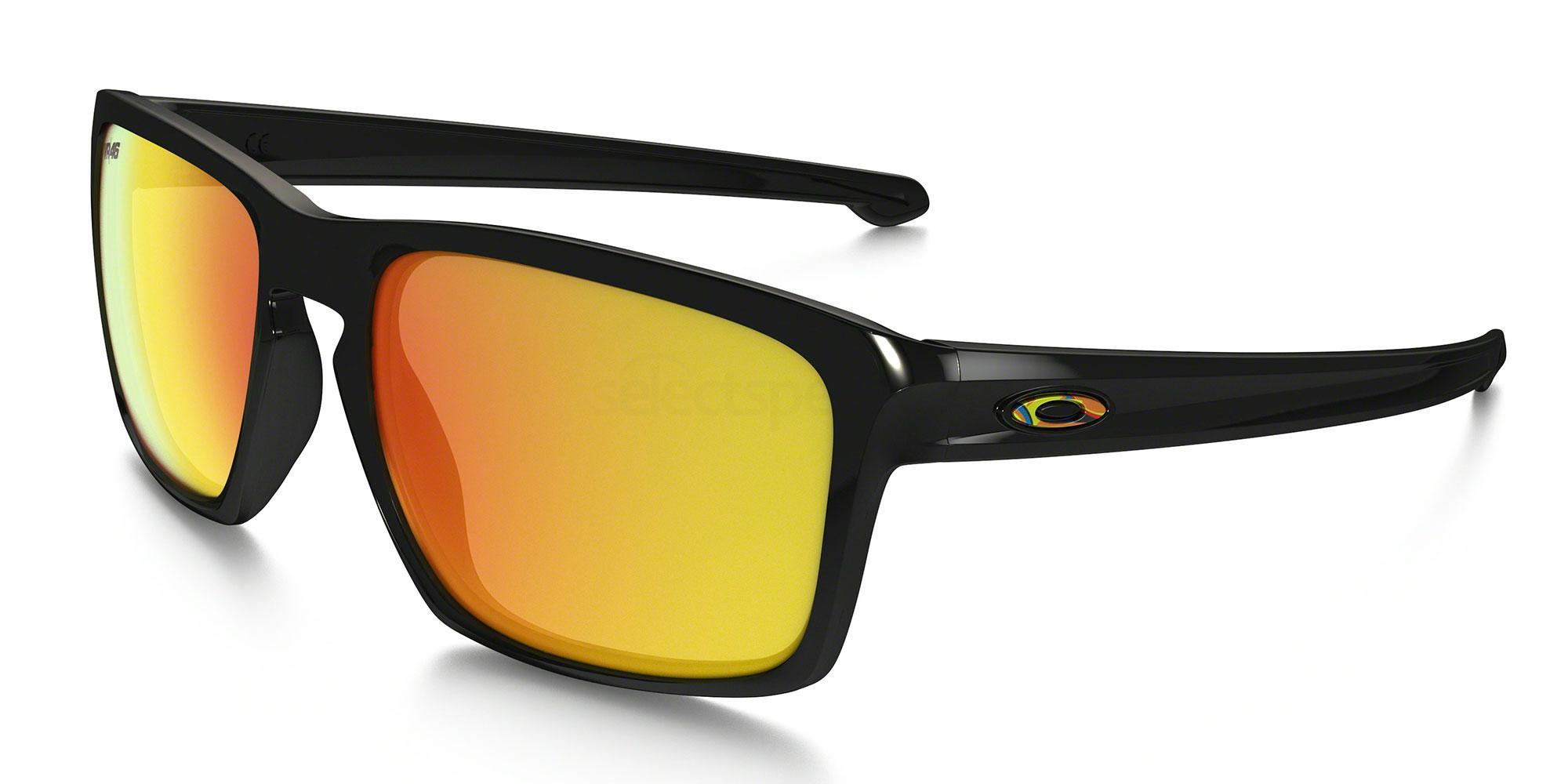 926227 OO9262 SLIVER VALENTINO ROSSI SIGNATURE SERIES Sunglasses, Oakley