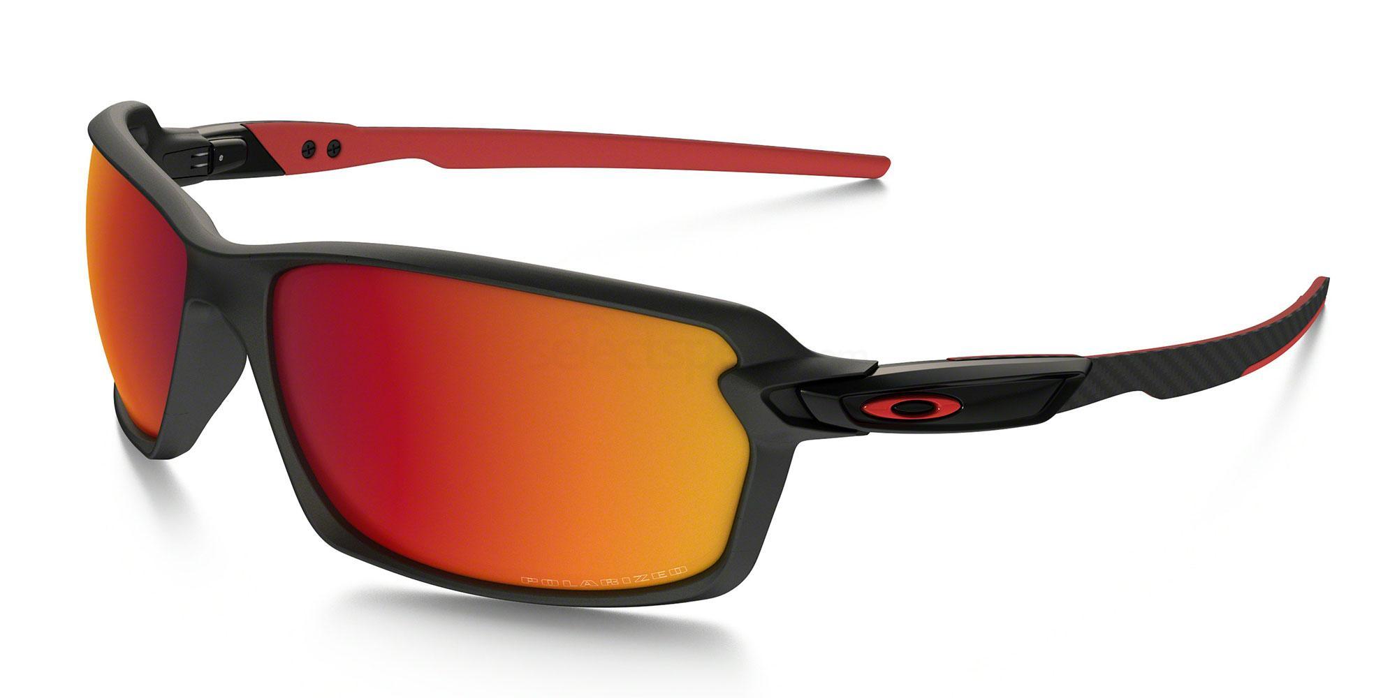 930204 OO9302 CARBON SHIFT POLARIZED Sunglasses, Oakley