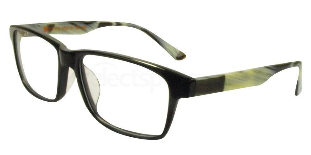 C03 Black HY81075 Glasses, SelectSpecs